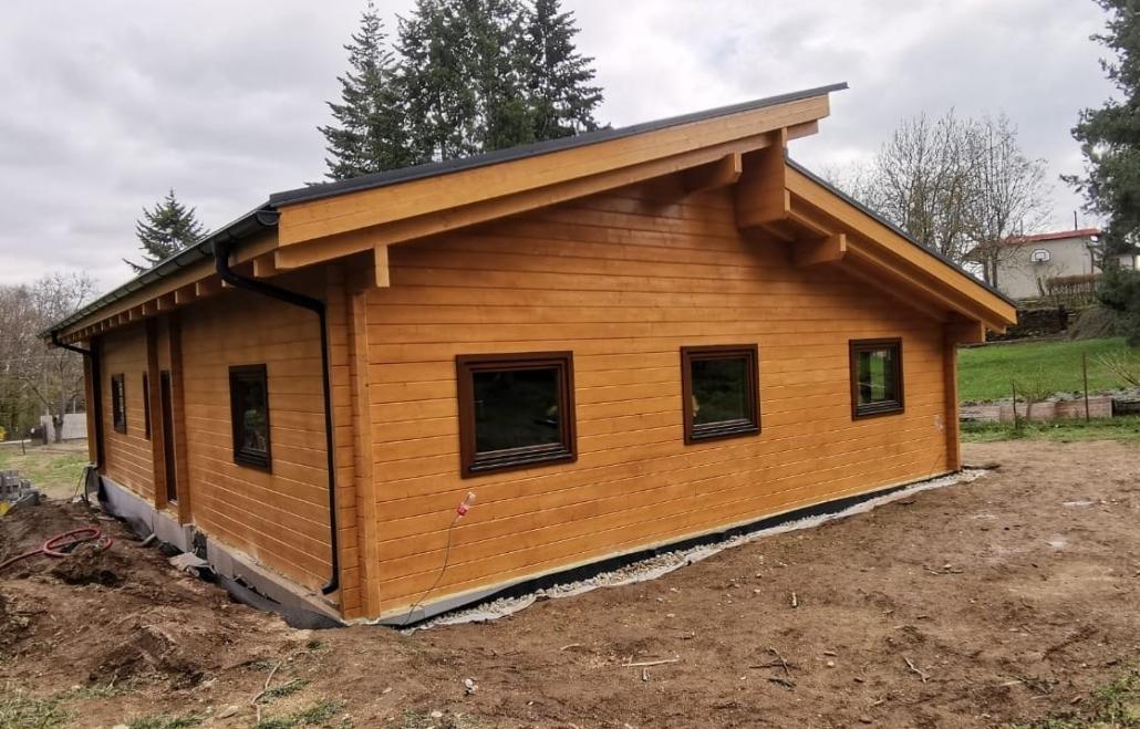 Aktuálne realizujeme zväčšenú stavbu Sabrina v Modre. 👍